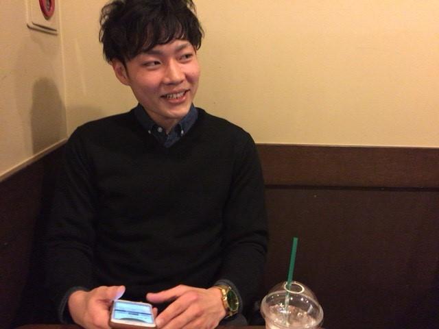 竜樹さんインタビュー写真