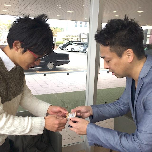 大阪大学吹田キャンパスで熱弁!山田が体験した大手企業とベンチャー企業
