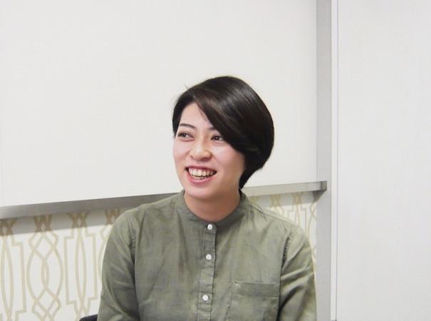 アジアクエスト株式会社 人事部 井上恵里さん